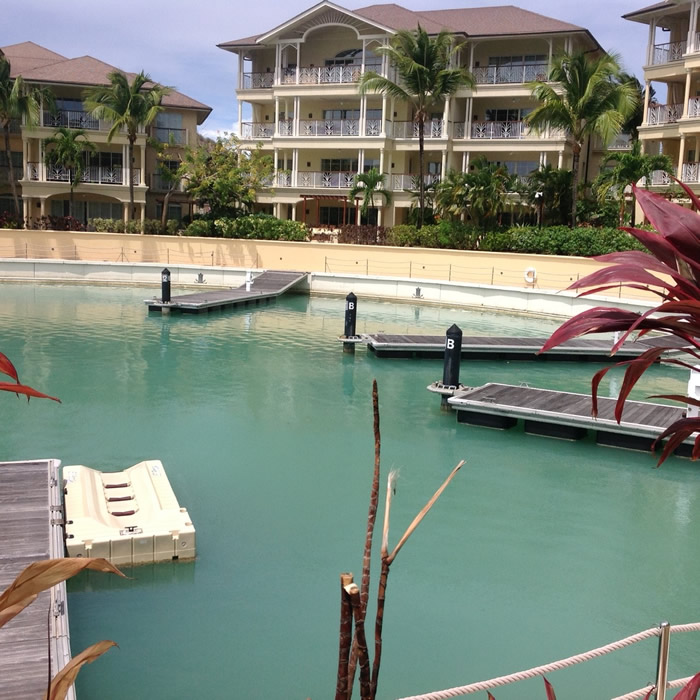 2 Bed Apartment at Landings with Marina View